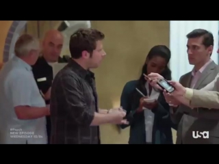 Ясновидец/Psych (2006 - 2014) ТВ-ролик (сезон 7, эпизод 10)