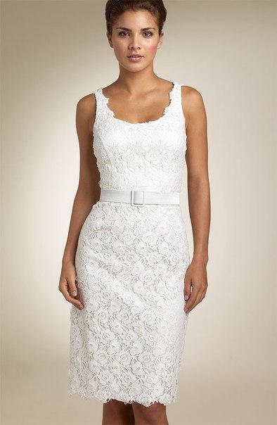 Сшить платье из гипюра с подкладом