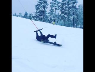 Азы сноубординга