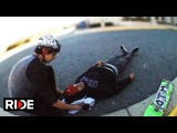 Skateboarding SEIZURE! Lex Killian - Do Not Watch If You Have A Weak Stomach.