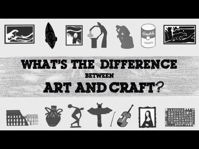 Is there a difference between art and craft - Laura Morelli