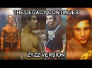 ▶ THE LEGACY CONTINUES - ZYZZ VERSION ONLY - BEST MOTIVATION 2015