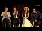 Интервью каста фильма «Человек-муравей» для Yahoo!