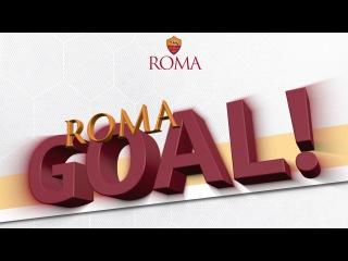 ROMA GOAL! Frosinone - AS RomaI FALQUE AND ITURBE SCORE I September 12, 2015