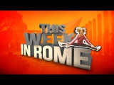 Football Cares I This Week in Rome I Episode 2 - September 9, 2015