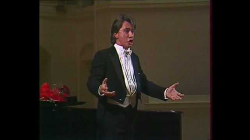 Hvorostovsky Rachmaninoff recital 1990 6 12 Christ is risen