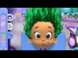 ✔ МУЛЬТИК для Деток РЫБКИ - ПУЗЫРИ Прически Спасателей Ник JR Игры на Русском Языке Bubble Guppies