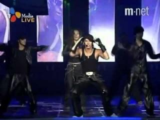 BI RAIN_Break dance Billie Jean (MJ) MC Hammer- Can't Touch This _It's Raining