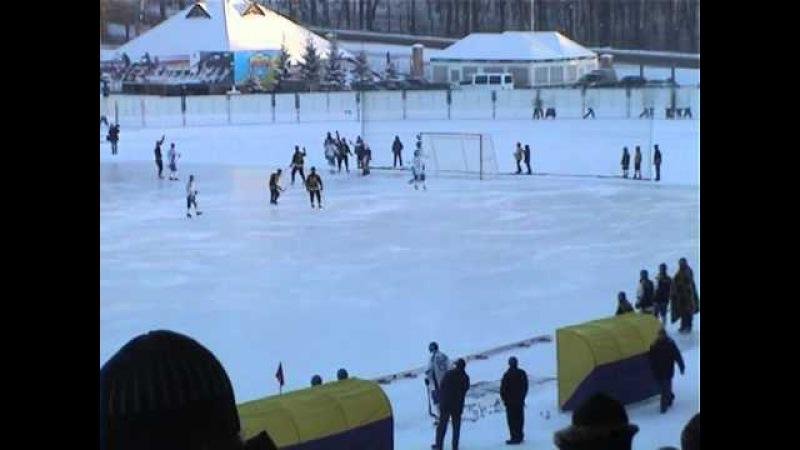 Чемпионат России 2002/03 г.. «Зоркий» - «Волга» 3:2