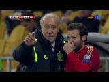 Juan Mata vs Ukraine - Individual Highlights 12/10/2015 HD