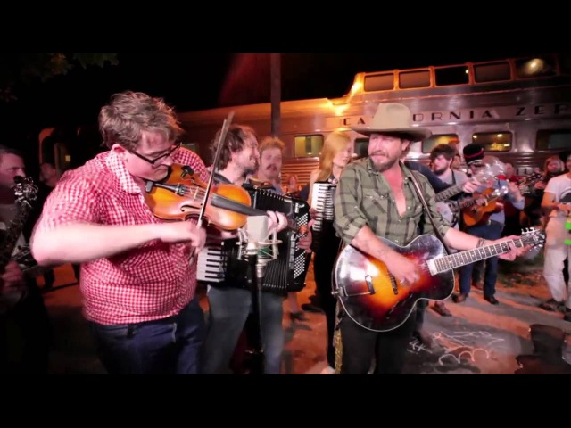 This Train Is Bound For Glory- Mumford and Sons, Edward Sharpe - The Old Crow Medicine Show
