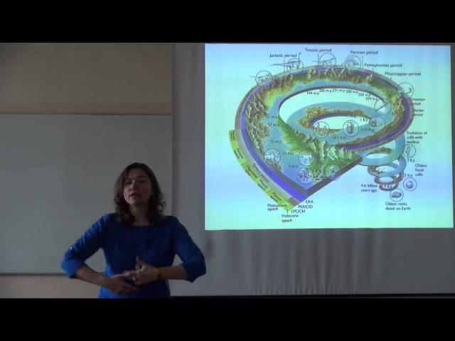 Лекция 10. Эволюция биосферы | Эволюция Земли | Елена Языкова | СПбГУ | Лекториум