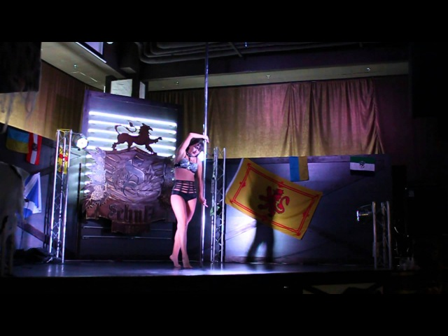 Pole Dance Танчик Вакулова (Tinashe – Days In The West)