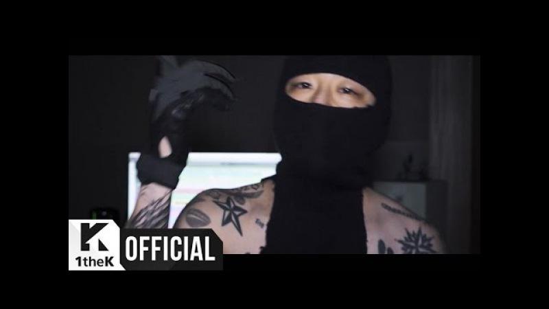 [MV] VASCO (바스코) _ All Black (All 껌) (Feat. BCW, YZ)
