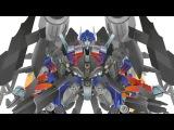 JETFIRE &amp OPTIMUS Combine - Short Flash Transformers Series
