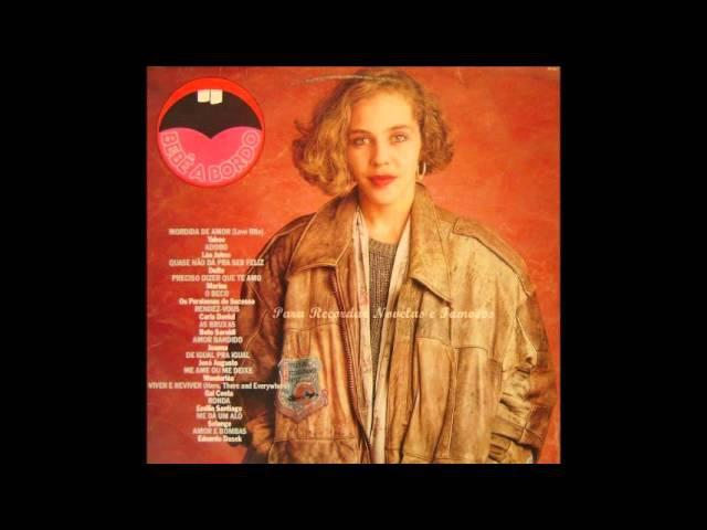Bebe a Bordo Nacional 1988 - Yahoo - Mordida de Amor