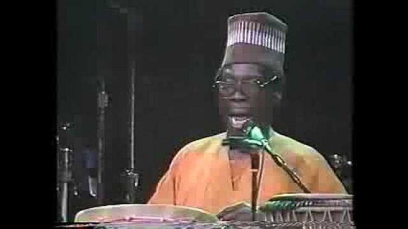Baba Olatunji his Drums of Passion- Ajaja