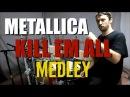 METALLICA - KILL EM ALL MEDLEY (mobile link in description) - Drum Cover