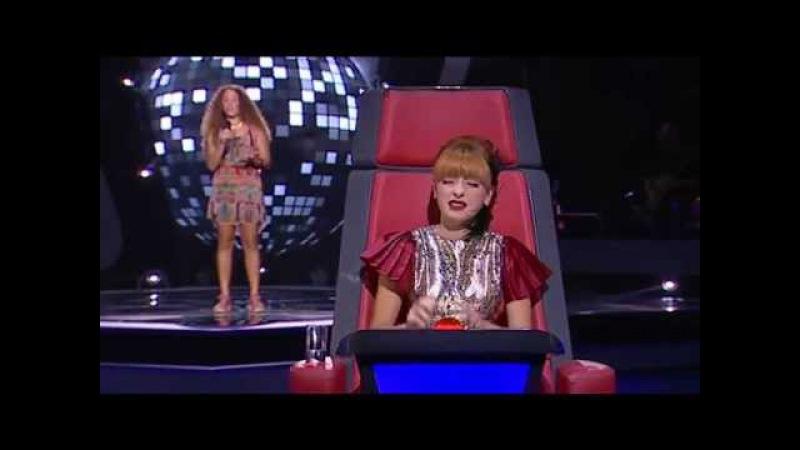 Laura Vargas I will survive Provas Cegas The Voice Portugal Season 3