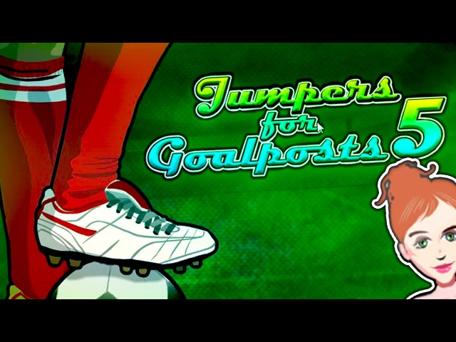 JUMPERS FOR GOALPOSTS 5 by FIFAManny
