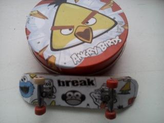 Homemade Fingerboard