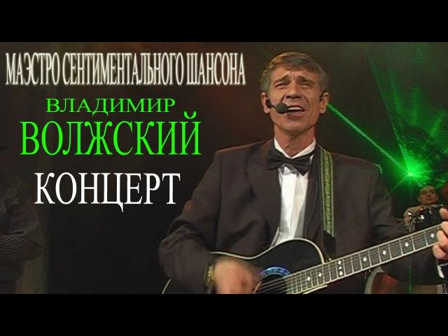 Владимир Волжский - Маэстро сентиментального шансона (Концерт)