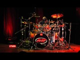 Aquiles Priester &amp Eloy Casagrande Drum Duet at 2011 Paiste Day