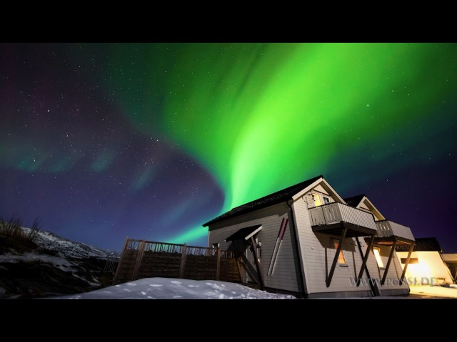 Spectacular Norway Northern Lights National Geographic