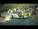 Mitsubishi Lancer Evolutions I-V - with pure engine sounds