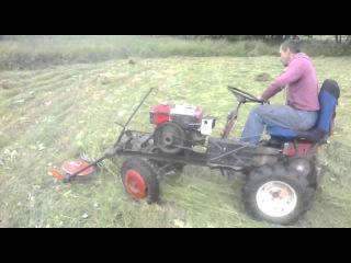 Мотоблок_трактор