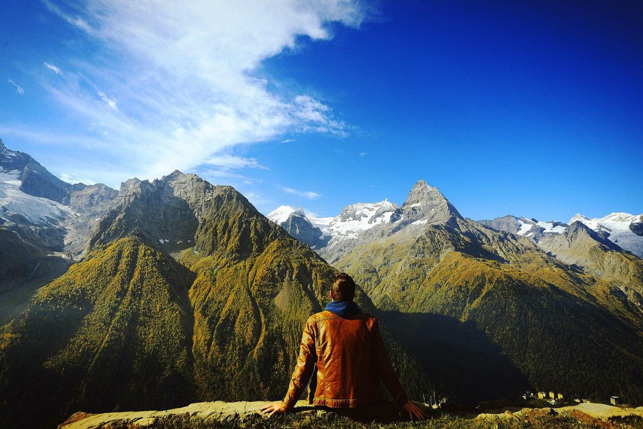 Поездки в горы из ростова