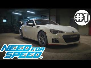 Need For Speed 2015 - Вступление... (#1)