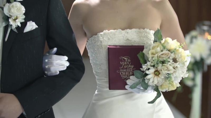 VK 01 02 2016 U KISS Shining Star commercial Wedding Movie Books @ GTBT