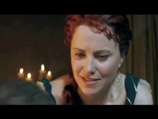 Lucretias Secrets (Lucy Lawless in Spartacus)
