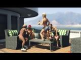 Grand Theft Auto V...Папенькин сынок...