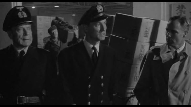 Marlon Brando.- Morituri.-(1965).Español