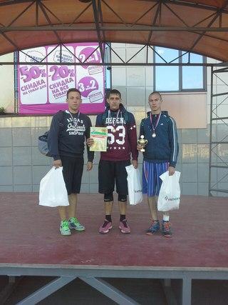 Суперфинал 1 чемпионата АСЛ 2015