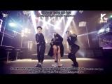 [KARAOKE] San E, Hyoryn(SISTAR) - Coach Me (Feat. JooHeon of MONSTA X) (рус. саб)