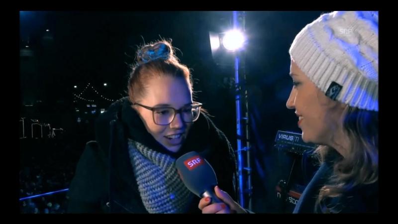 Stefanie Heinzmann Interview Jeder Rappen Zählt 2015