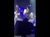 [FANCAM] 160128 GOT7 - Love Train @ Zepp Tour 2016 «Moriagatte Yo» в Намба, Япония (День 1).