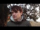 Новосибирск. 03/12. Саша Гагарин («Сансара») в «Трубе»