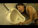 Унижение японки в общественном туалете (Японка, Секс, Минет, Писсинг, Рабыня, Pissing, Bondage, All sex, Asian, Japan)