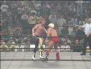 Ric Flair vs Brian Pillman, WCW Monday Nitro 18.09.1995