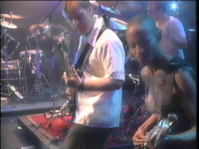 David Bowie's 50th Birthday Bash Pt 6 - Space Boy with The Foo Fighters.mpg