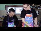 Узбекский плов готовит узбек. Рецепт плова из баранины. (Юмористический выпуск)
