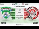 FC Amkar Perm - FC Terek Grozny (1-0). Premier League