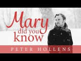 Official Video Mary, Did You Know - Peter Hollens
