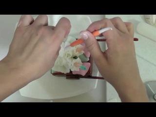 (vk.com/LakomkaVK) Мальвина. Первая часть фильма о торте Буратино. (Malvina. The first part of the film Buratino cake)