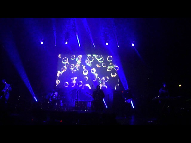 New Order - Elegia (Opening) - Manchester Apollo 26th April 2012