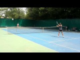 Simona Halep şi Irina Begu antrenament Wimbledon